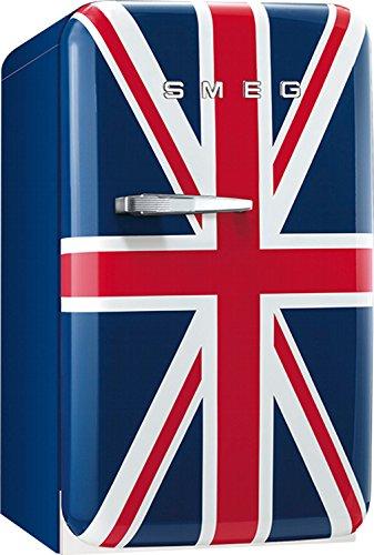 Smeg fab5ruj autonome 40L E blau, rot, weiß Kühlschrank-Kühlschränke (autonome, blau, rot, weiß, rechts, 40l, 42l, sn-t)