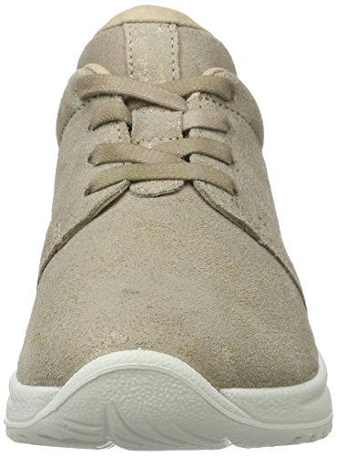 Legero Marina, Sneakers basses femme Gold (linen)