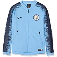 Nike Kinder Manchester City FC Anthem Jacke