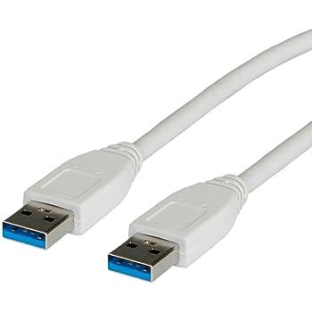 Value Usb 3 0 Cable A A M M 3 0 M Amazon Co Uk