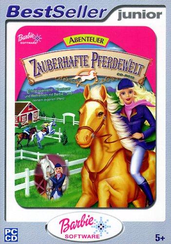 Barbie: Zauberhafte Pferdewelt [BestSeller junior]
