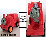 THOMAS FAMILY ENGINE - TRASFORMER CONVERTABLE (RED)
