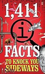 1,411 QI Facts To Knock You Sideways by John Lloyd (2016-05-05)