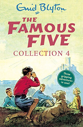 The Famous Five Collection 4: Books 10-12 (Famous Five: Gift Books and Collections) (English Edition) por Enid Blyton