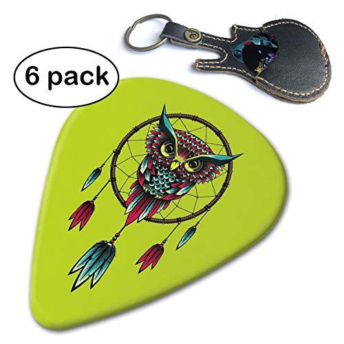 Picks Dream Catcher púas de guitarra de alta calidad para tu guitarra eléctrica, acústica