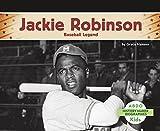 Jackie Robinson: Baseball Legend (History Maker Biographies)
