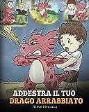 Addestra il tuo drago arrabbiato: (Train Your Angry Dragon) Una simpatica storia per bambini, per educarli alle emozioni e alla gestione della rabbia.