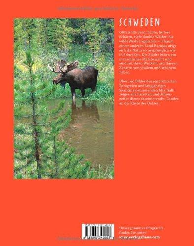 Reise durch SCHWEDEN - Ein Bildband mit 190 Bildern auf 140 Seiten - STÜRTZ Verlag: Alle Infos bei Amazon