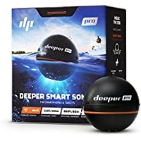 Deeper 4779032950244Smart Sonar Pro Sondeur détecteur de Poissons