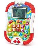 Il primo tablet elettronico e parlante dei più piccoli Con schermo LCD e grandi tasti colorati per facilitare l'utilizzo. Insegna grazie a 9 attività le lettere, i numeri, le forme e i colori. Tanti quiz e allegre melodie renderanno il divert...
