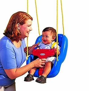 Little Tikes 2-in-1 Snug 'n Secure Swing