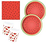 Procos 10118532 Partyset Wassermelone