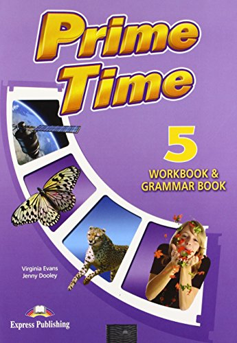 Prime Time 5 Workbook and Grammar