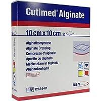 CUTIMED Alginate Alginatkompressen 10x10 cm 10 St Kompressen preisvergleich bei billige-tabletten.eu