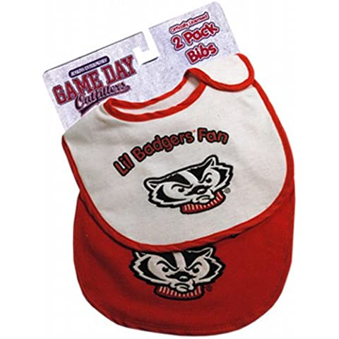 NCAA Wisconsin Badgers Infant Bib