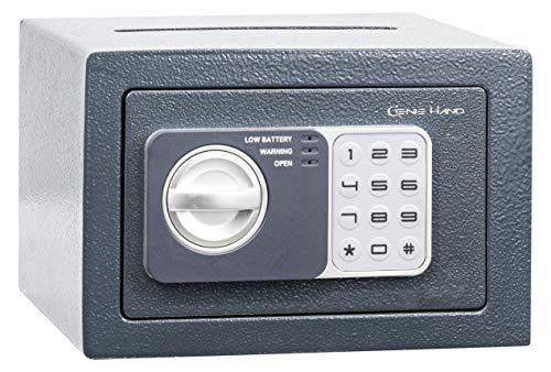Mini Caja Fuerte de Depósito Electrónica Anti Bounce