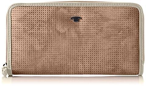 Tom Tailor Acc Damen Jessy Geldbörse, Braun (Braun), 2.5 x 10.5 x 20 cm