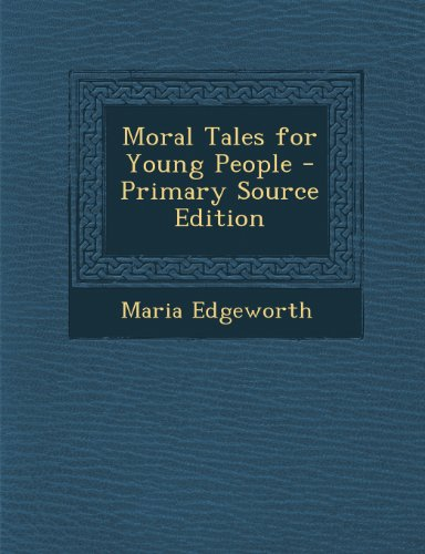 Moral Tales for Young People