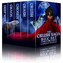 The Crush Saga Box Set (English Edition)