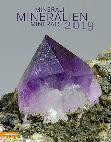 Mineralien Kalender 2019 par Herausgegeben von Athesia-Tappeiner Verlag