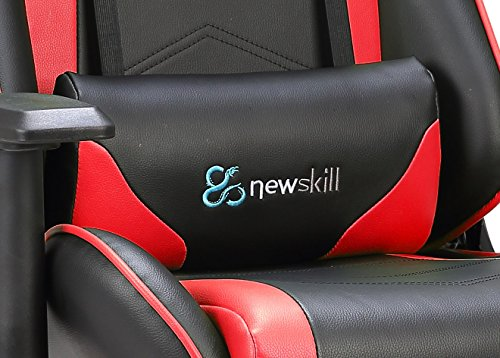 Newskill NS1012 Kitsune – Silla gaming, Rojo