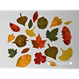 Herbstblätter gefilzt