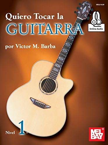 Quiero Tocar la Guitarra (English Edition) eBook: Victor Barba ...