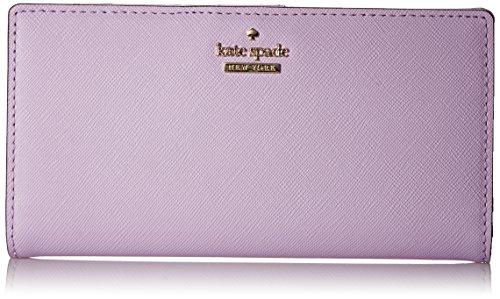 Kate Spade - Portefeuille Femme Lilac Cream