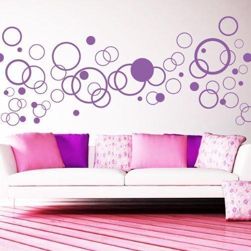 decalcomania-da-parete-loft-cerchi-decorativi-61-pezzi-49-colori-a-scelta-decalcomanie-da-parete-in-
