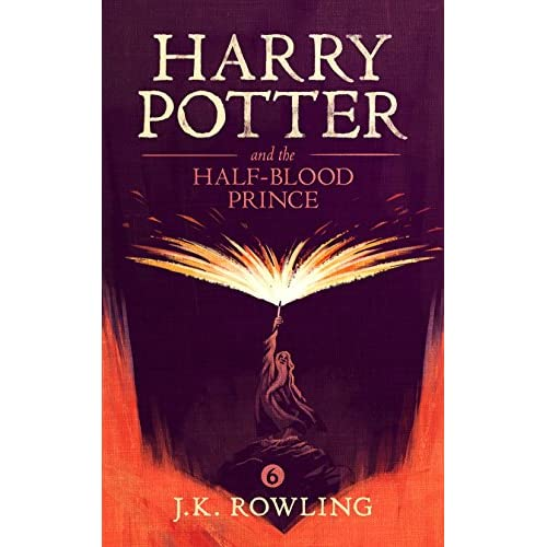 Harry Potter and the Half-Blood Prince (English Edition) 3