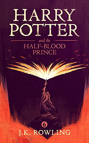 Harry Potter and the Half-Blood Prince (English Edition) por J.K. Rowling