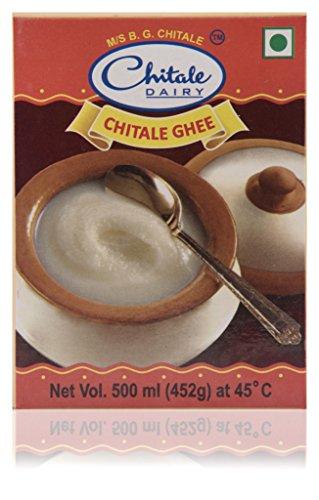 Chitale Bandhu Mithaiwale Pure Ghee, 500 milliliters