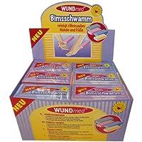 WUNDmed® Bimsschwamm Polyur 5x10cm Fusspflge preisvergleich bei billige-tabletten.eu