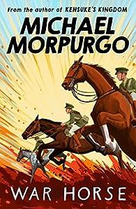 War Horse par MICHAEL MORPURGO
