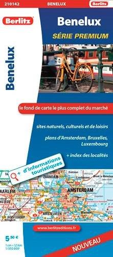 BENELUX ROUTIERE ET TOURISTIQUE PREMIUM par Collectif