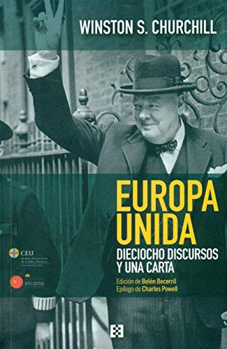Europa unida (Nuevo Ensayo) por Winston Churchill