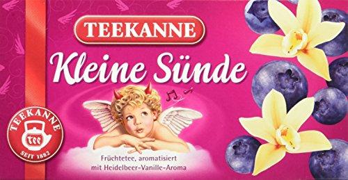 Teekanne Kleine Sünde, 3er Pack (3 x 20 Teebeutel)