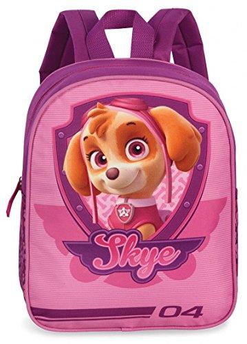 Paw Patrol Skye Kinderrucksack Rucksack lila rosa 3-6 Jahre
