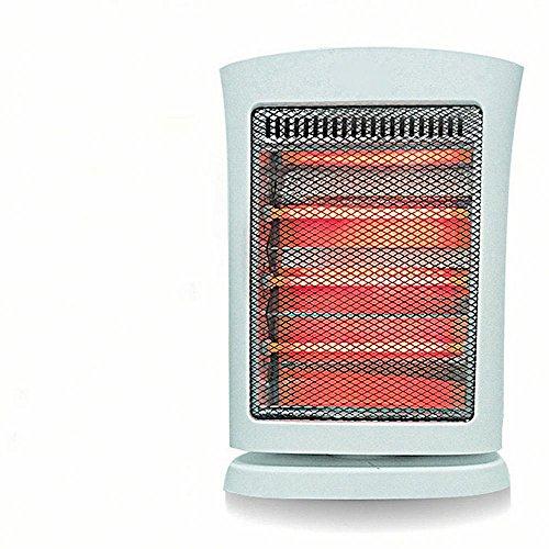 JRM Heizung Energiesparende Home Kleine Sonnenheizung Mini-Ofen Elektro-Heizung,Weiß