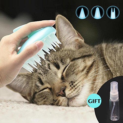 3-different-pins-celemoon-profesional-silicone-cat-grooming-massage-brush-20ml-plastic-spray-bottle-