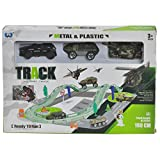 #6: Chords New Military Toy Cars On Hot Wheels And Track Building Set For Kids