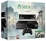 Microsoft Xbox One 500GB Kinect inkl. Assasins Creed USK 16