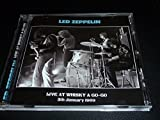 CD.LED ZEPPELIN.LIVE AT WHISKY A GO-GO 69+6BONUS . UNRELEASED /AUDIENCE RECOR.