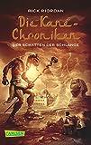 Die Kane-Chroniken 3: Der Schatten der Schlange - Rick Riordan
