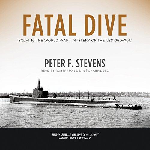 Fatal Dive  Audiolibri