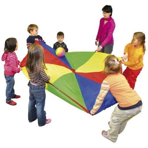 Preisvergleich Produktbild Eduplay 170024 Kinder-Fallschirm, 730cm