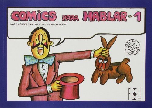 Comics para hablar. 1 por Marc Monfort
