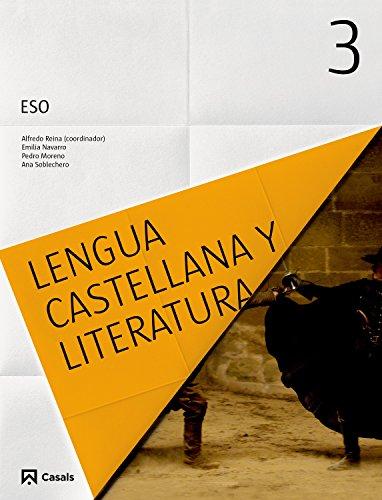 Lengua castellana y Literatura B 3 ESO (2016) - 9788421854891