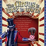 Circus is back in town (The) ! : manège classic | Grock