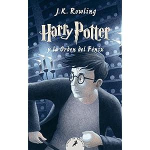Harry Potter y la Orden del Fénix: Harry Potter y la Orden del Fenix - Paperback 3